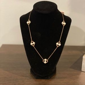 NWT Kate Spade Pearl Accent Necklace